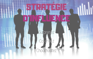 stratégie d'influence