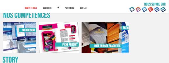 Site vitrine chic&design