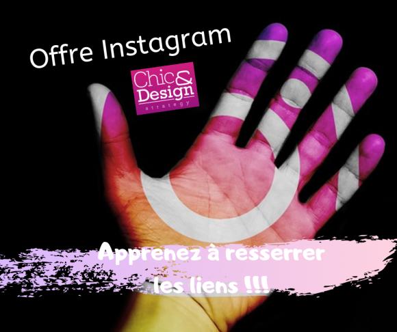 Offre Instagram