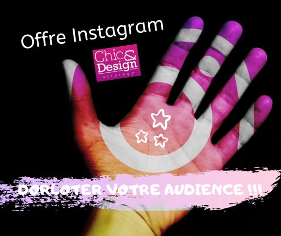 Offre Instagram8