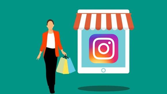 shopping instagram