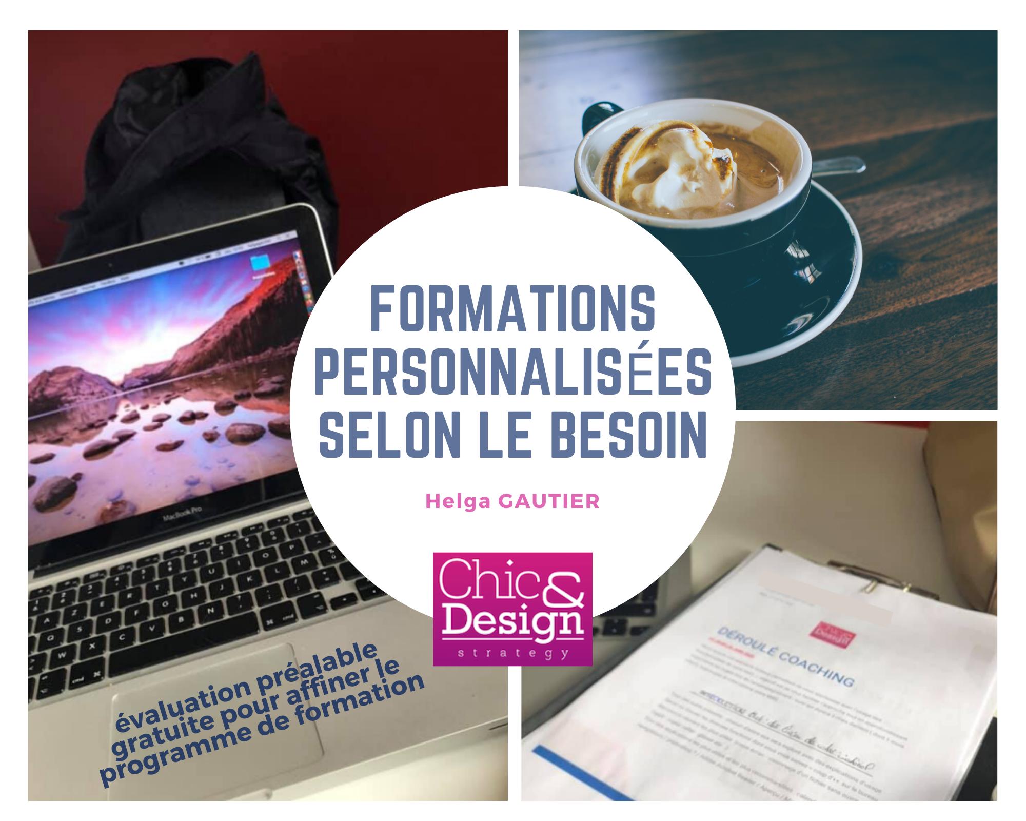 Presentation Formation personnalisées